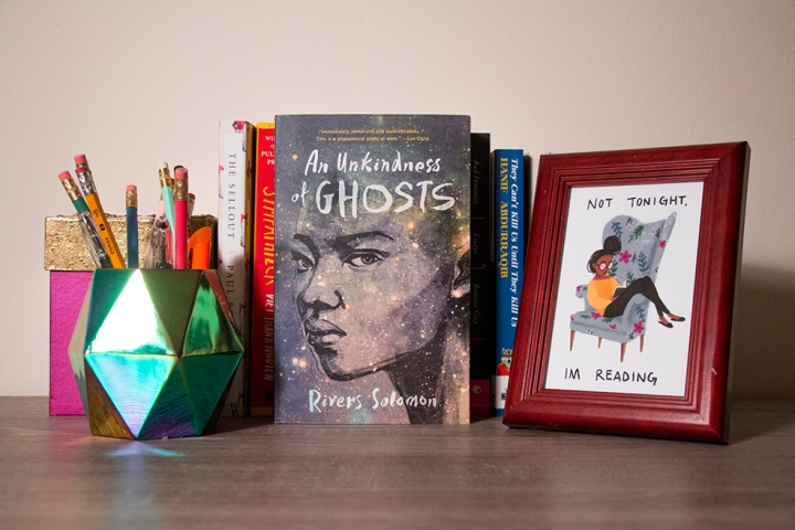 Review: An Unkindness ofGhosts