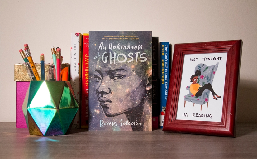 Review: An Unkindness of Ghosts